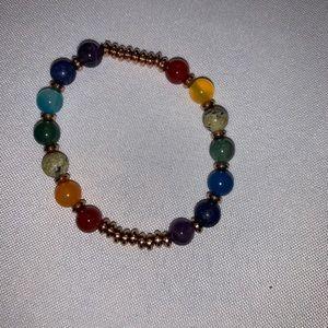 7 Chakra bracelet